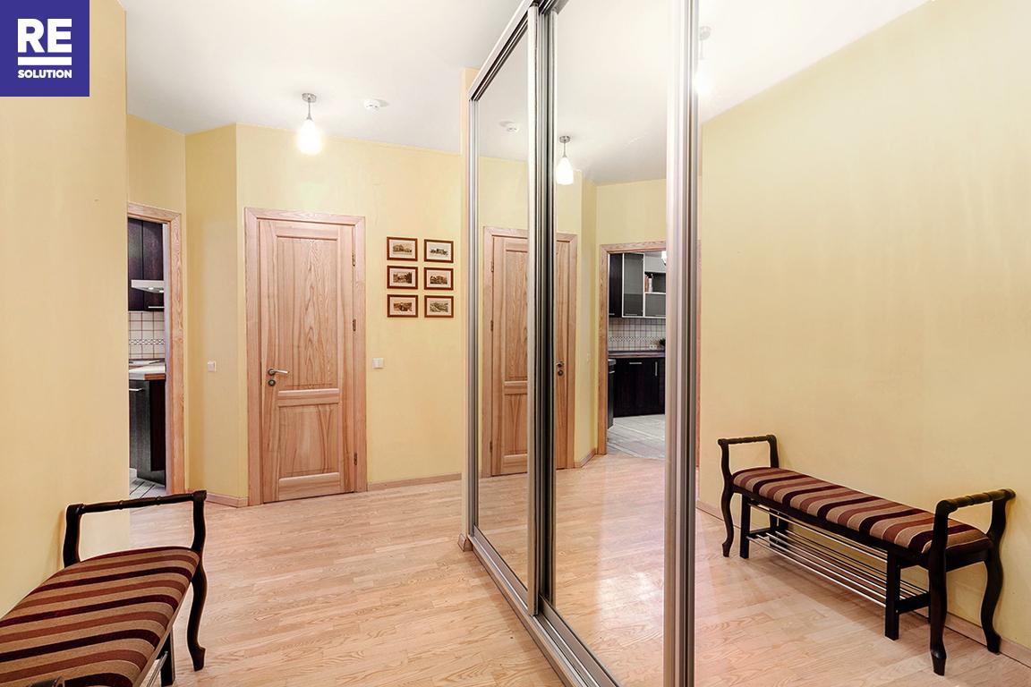 Parduodamas butas Krivių g., Senamiestyje, Vilniuje, 86 kv.m ploto, 3 kambariai nuotrauka nr. 9
