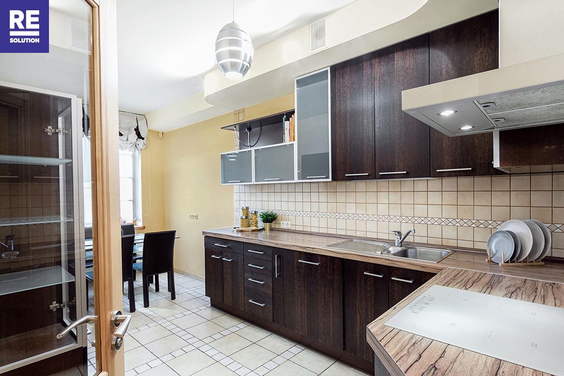Parduodamas butas Krivių g., Senamiestyje, Vilniuje, 86 kv.m ploto, 3 kambariai nuotrauka nr. 10