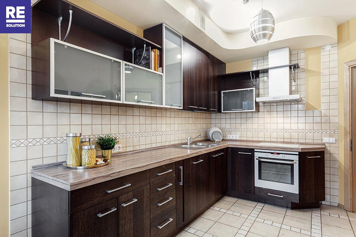 Parduodamas butas Krivių g., Senamiestyje, Vilniuje, 86 kv.m ploto, 3 kambariai nuotrauka nr. 12