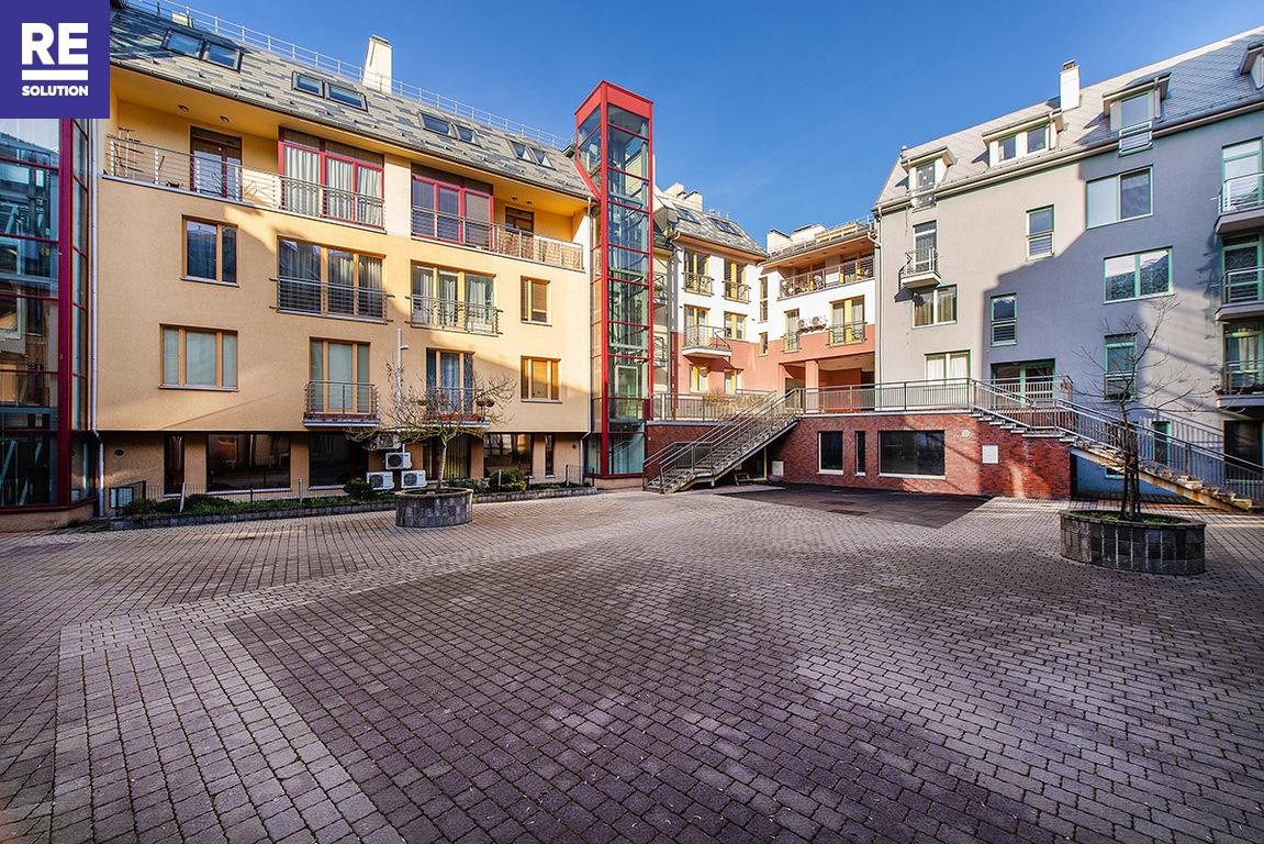Parduodamas butas Krivių g., Senamiestyje, Vilniuje, 86 kv.m ploto, 3 kambariai nuotrauka nr. 16