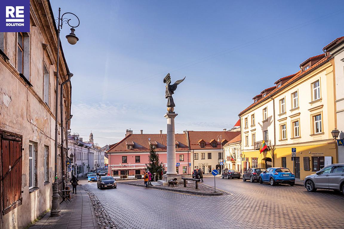 Parduodamas butas Krivių g., Senamiestyje, Vilniuje, 86 kv.m ploto, 3 kambariai nuotrauka nr. 19