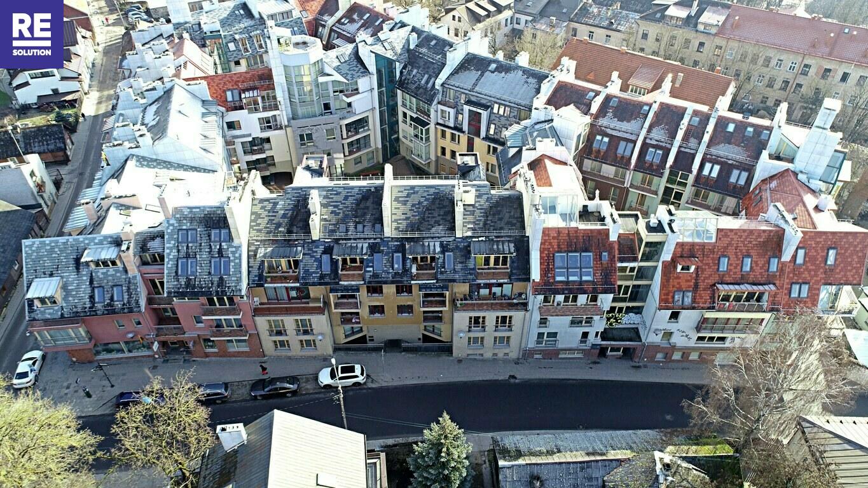 Parduodamas butas Krivių g., Senamiestyje, Vilniuje, 86 kv.m ploto, 3 kambariai nuotrauka nr. 21