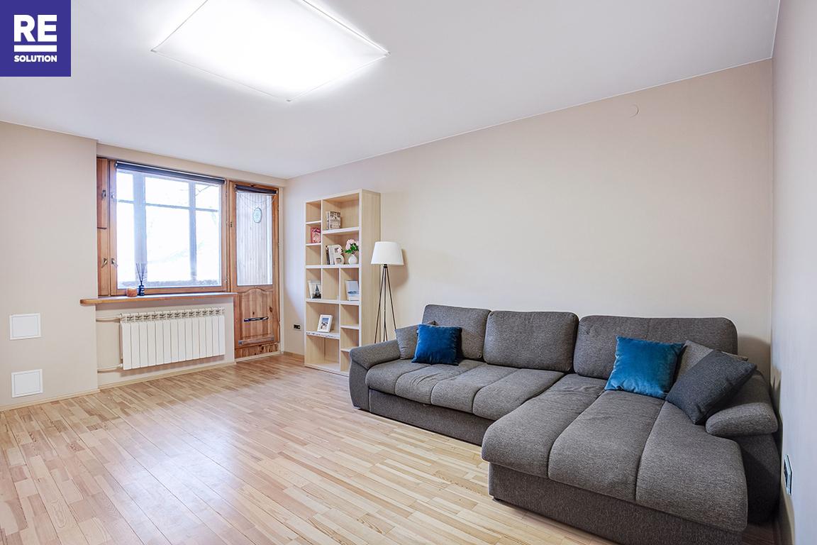 Nuomojamas butas Senamiestyje, Vilniuje, 51 kv.m ploto nuotrauka nr. 11