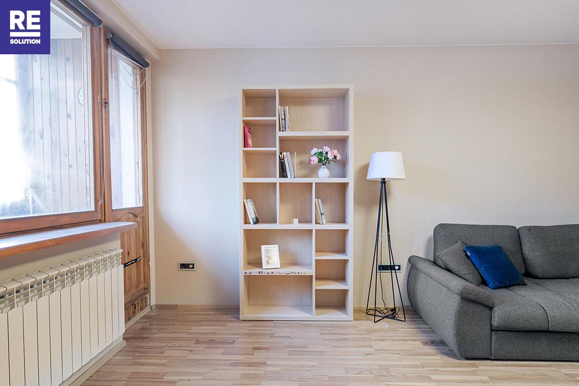 Nuomojamas butas Senamiestyje, Vilniuje, 51 kv.m ploto nuotrauka nr. 15