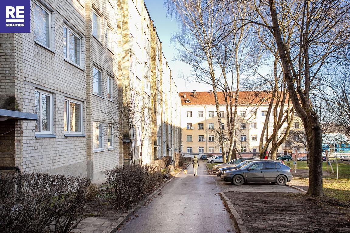 Nuomojamas butas Senamiestyje, Vilniuje, 51 kv.m ploto nuotrauka nr. 17