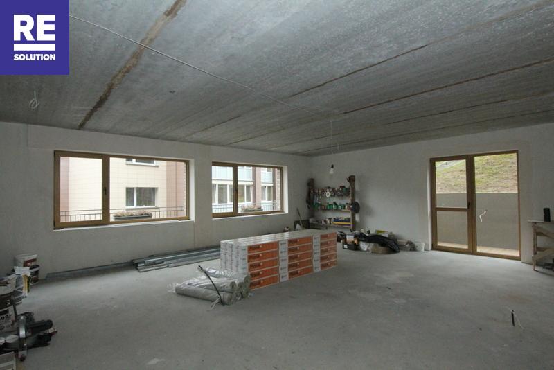 Parduodamas butas Krivių g., Užupyje, Vilniuje, 83 kv.m ploto nuotrauka nr. 3