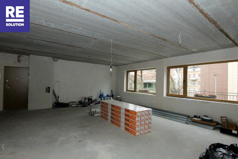 Parduodamas butas Krivių g., Užupyje, Vilniuje, 83 kv.m ploto nuotrauka nr. 4