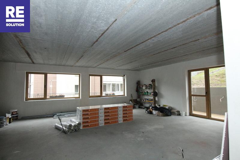 Parduodamas butas Krivių g., Užupyje, Vilniuje, 83 kv.m ploto nuotrauka nr. 7