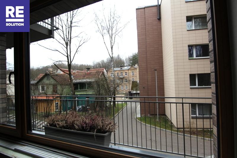 Parduodamas butas Krivių g., Užupyje, Vilniuje, 83 kv.m ploto nuotrauka nr. 10