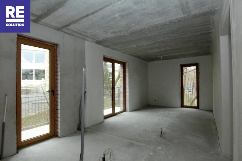Parduodamas butas Krivių g., Užupyje, Vilniuje, 86 kv.m ploto nuotrauka nr. 6