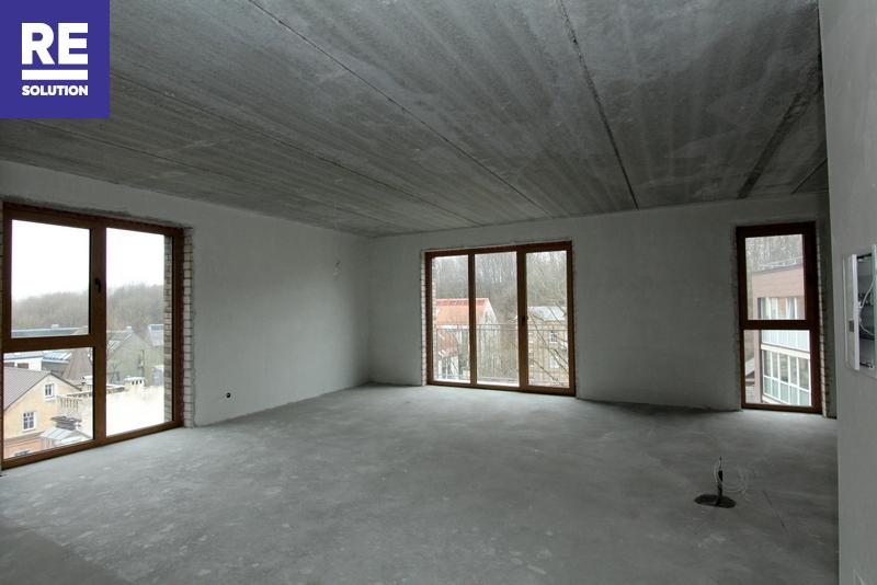 Parduodamas butas Krivių g., Užupyje, Vilniuje, 86 kv.m ploto nuotrauka nr. 2