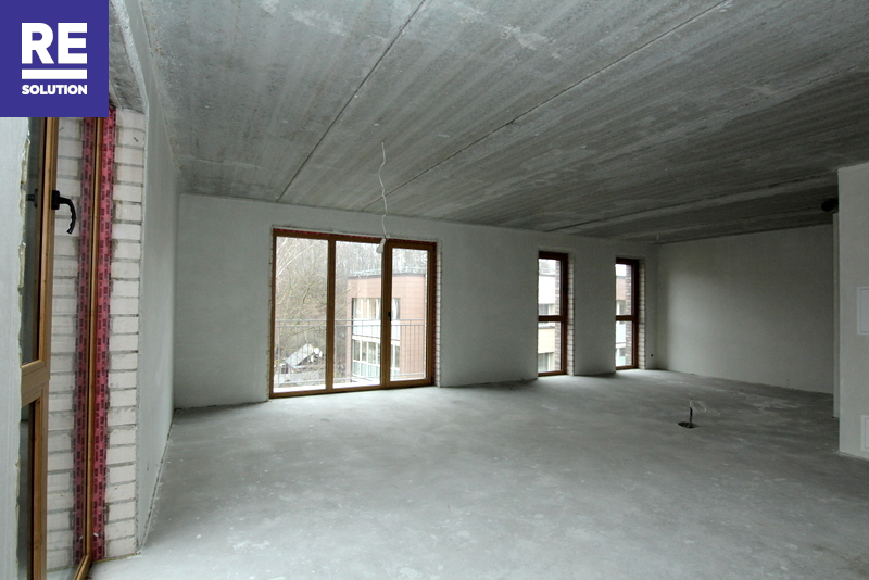 Parduodamas butas Krivių g., Užupyje, Vilniuje, 86 kv.m ploto nuotrauka nr. 3