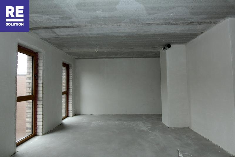 Parduodamas butas Krivių g., Užupyje, Vilniuje, 86 kv.m ploto nuotrauka nr. 4