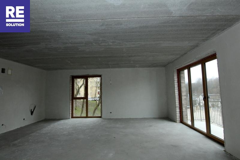 Parduodamas butas Krivių g., Užupyje, Vilniuje, 86 kv.m ploto nuotrauka nr. 5