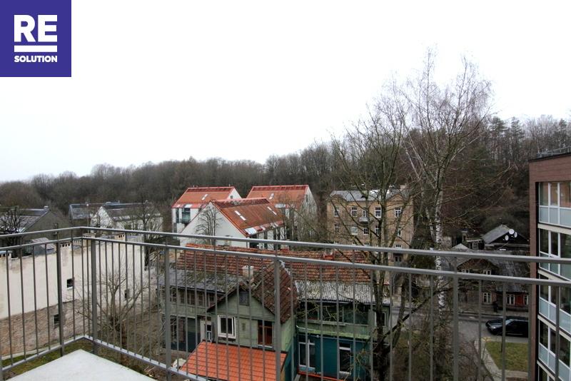 Parduodamas butas Krivių g., Užupyje, Vilniuje, 86 kv.m ploto nuotrauka nr. 11