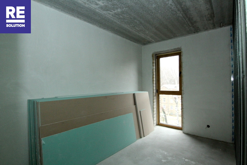 Parduodamas butas Krivių g., Užupyje, Vilniuje, 91 kv.m ploto nuotrauka nr. 6