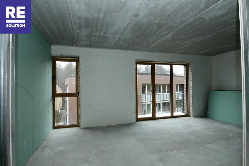 Parduodamas butas Krivių g., Užupyje, Vilniuje, 91 kv.m ploto nuotrauka nr. 3