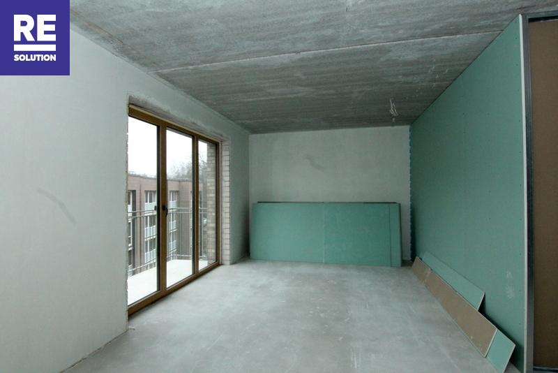 Parduodamas butas Krivių g., Užupyje, Vilniuje, 91 kv.m ploto nuotrauka nr. 4