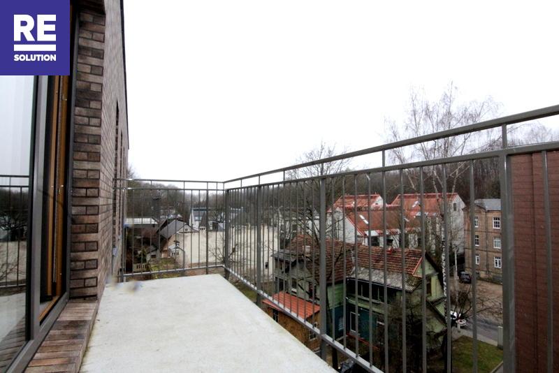 Parduodamas butas Krivių g., Užupyje, Vilniuje, 91 kv.m ploto nuotrauka nr. 12
