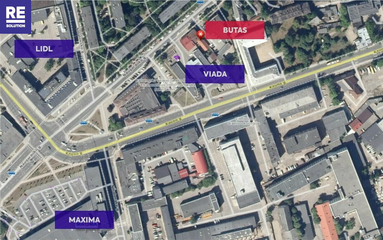 Nuomojamas butas Naugarduko g., Naujamiestyje, Vilniuje, 54 kv.m ploto nuotrauka nr. 16