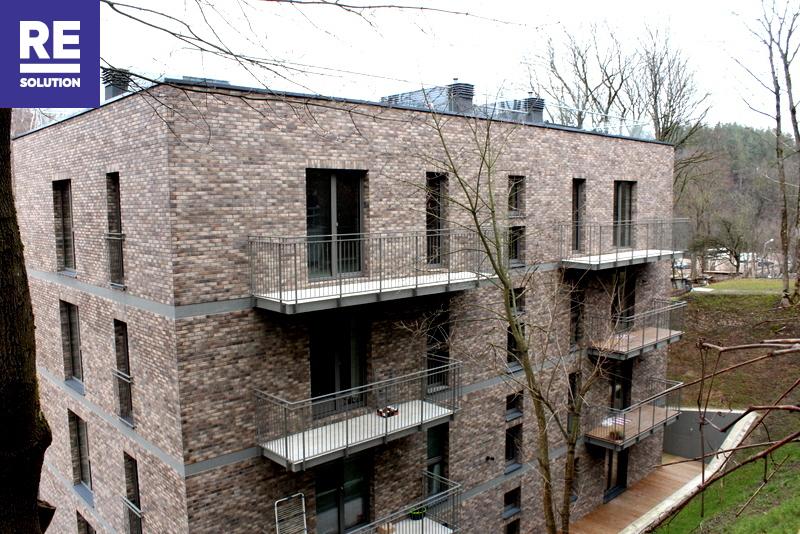 Parduodamas butas Krivių g., Užupyje, Vilniuje, 91 kv.m ploto nuotrauka nr. 19