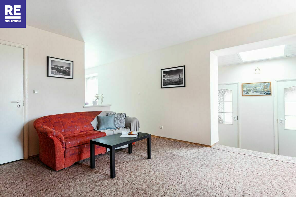 Parduodamas 3-jų kambarių butas su nuosavu kiemu ir atskiru įėjimu Turniškėse, 89 kv.m ploto nuotrauka nr. 7