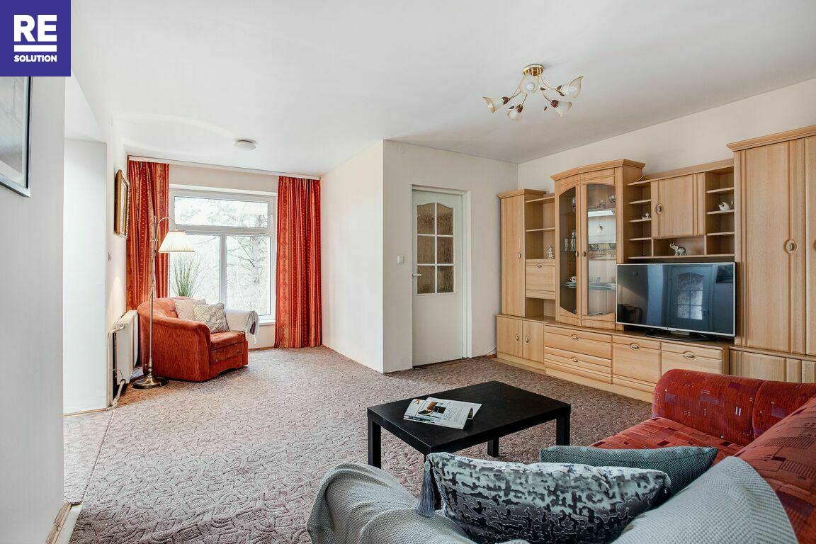 Parduodamas 3-jų kambarių butas su nuosavu kiemu ir atskiru įėjimu Turniškėse, 89 kv.m ploto nuotrauka nr. 4