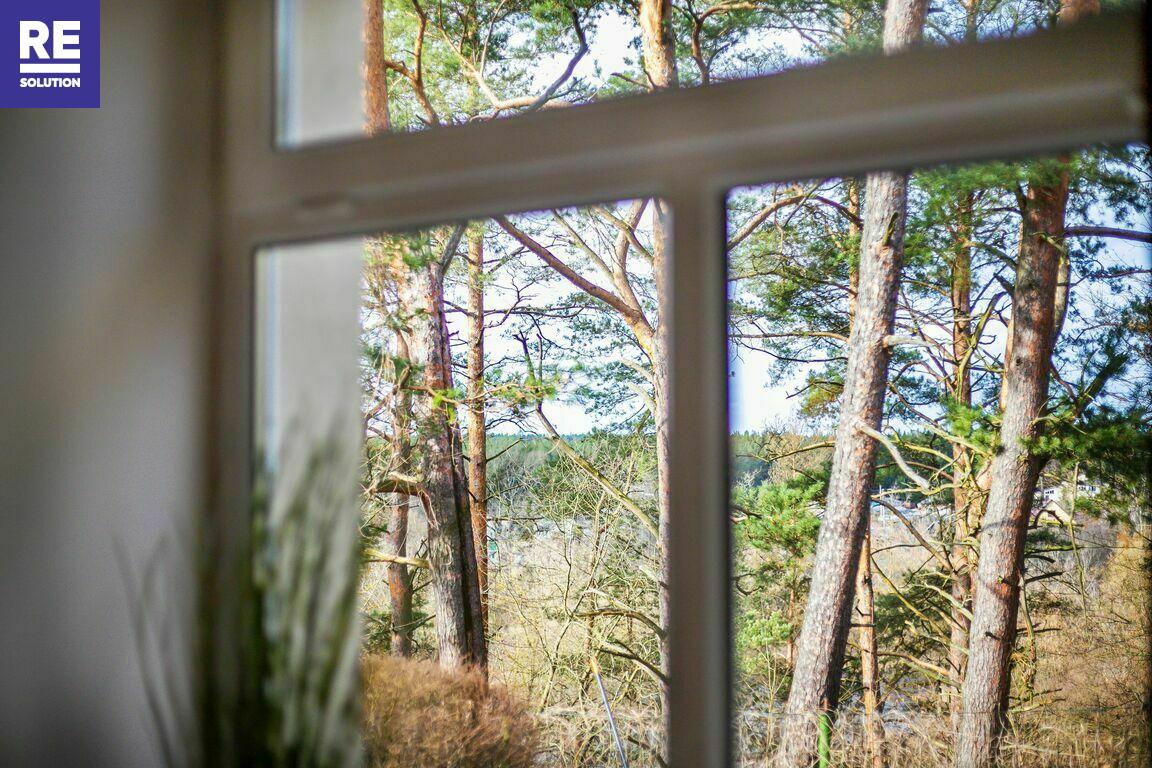 Parduodamas 3-jų kambarių butas su nuosavu kiemu ir atskiru įėjimu Turniškėse, 89 kv.m ploto nuotrauka nr. 1