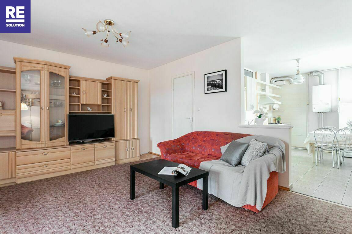 Parduodamas 3-jų kambarių butas su nuosavu kiemu ir atskiru įėjimu Turniškėse, 89 kv.m ploto nuotrauka nr. 6