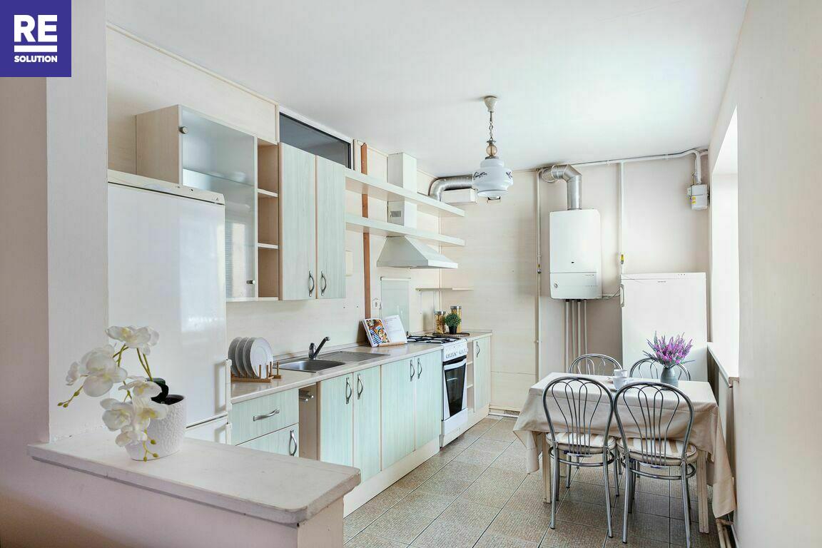 Parduodamas 3-jų kambarių butas su nuosavu kiemu ir atskiru įėjimu Turniškėse, 89 kv.m ploto nuotrauka nr. 8