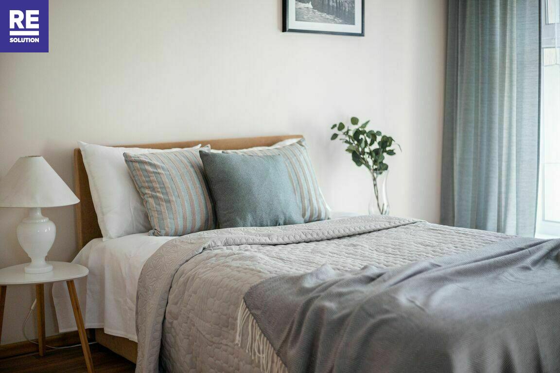 Parduodamas 3-jų kambarių butas su nuosavu kiemu ir atskiru įėjimu Turniškėse, 89 kv.m ploto nuotrauka nr. 11