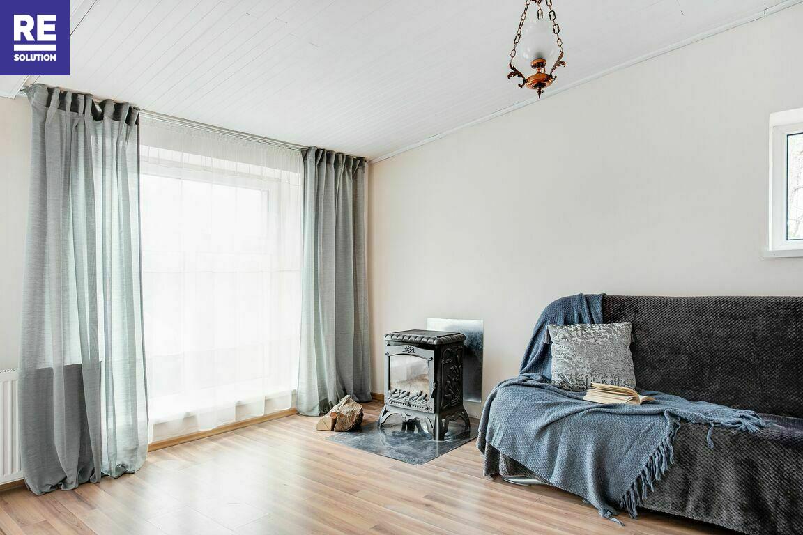 Parduodamas 3-jų kambarių butas su nuosavu kiemu ir atskiru įėjimu Turniškėse, 89 kv.m ploto nuotrauka nr. 12