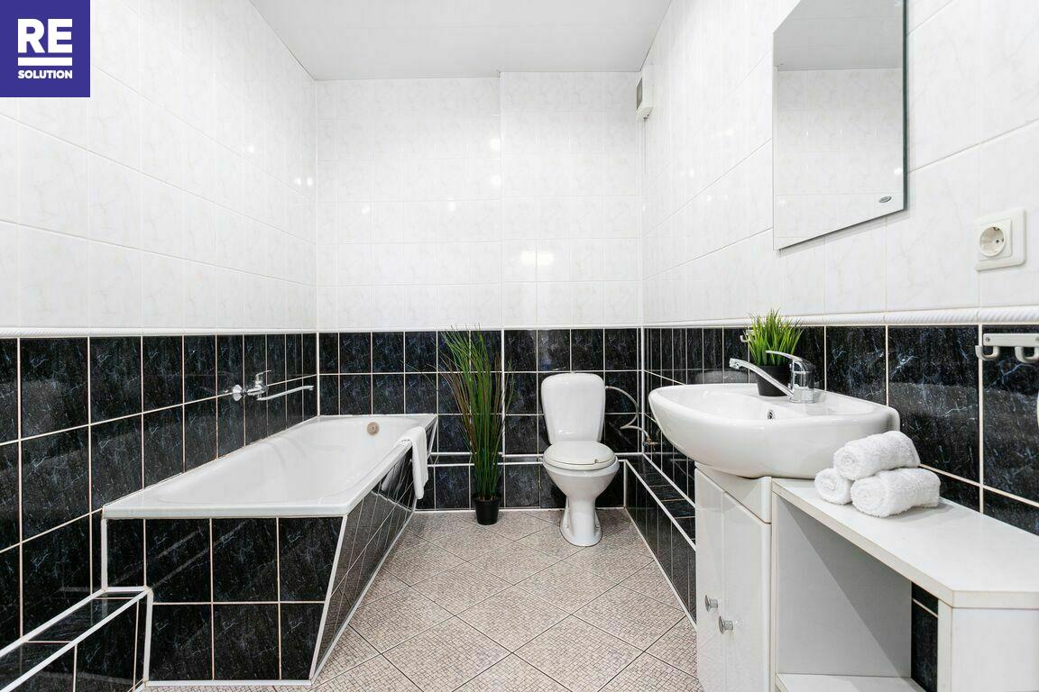 Parduodamas 3-jų kambarių butas su nuosavu kiemu ir atskiru įėjimu Turniškėse, 89 kv.m ploto nuotrauka nr. 15