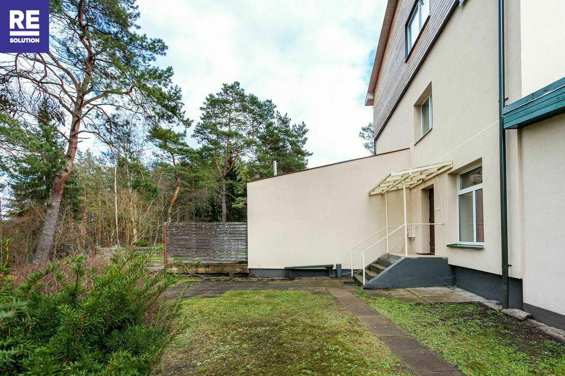 Parduodamas 3-jų kambarių butas su nuosavu kiemu ir atskiru įėjimu Turniškėse, 89 kv.m ploto nuotrauka nr. 19