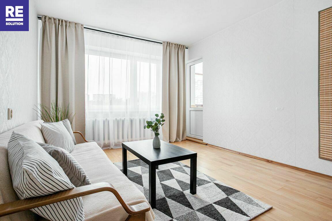 Parduodamas butas Salomėjos Nėries g., Fabijoniškėse, Vilniuje, 67.37 kv.m ploto nuotrauka nr. 1