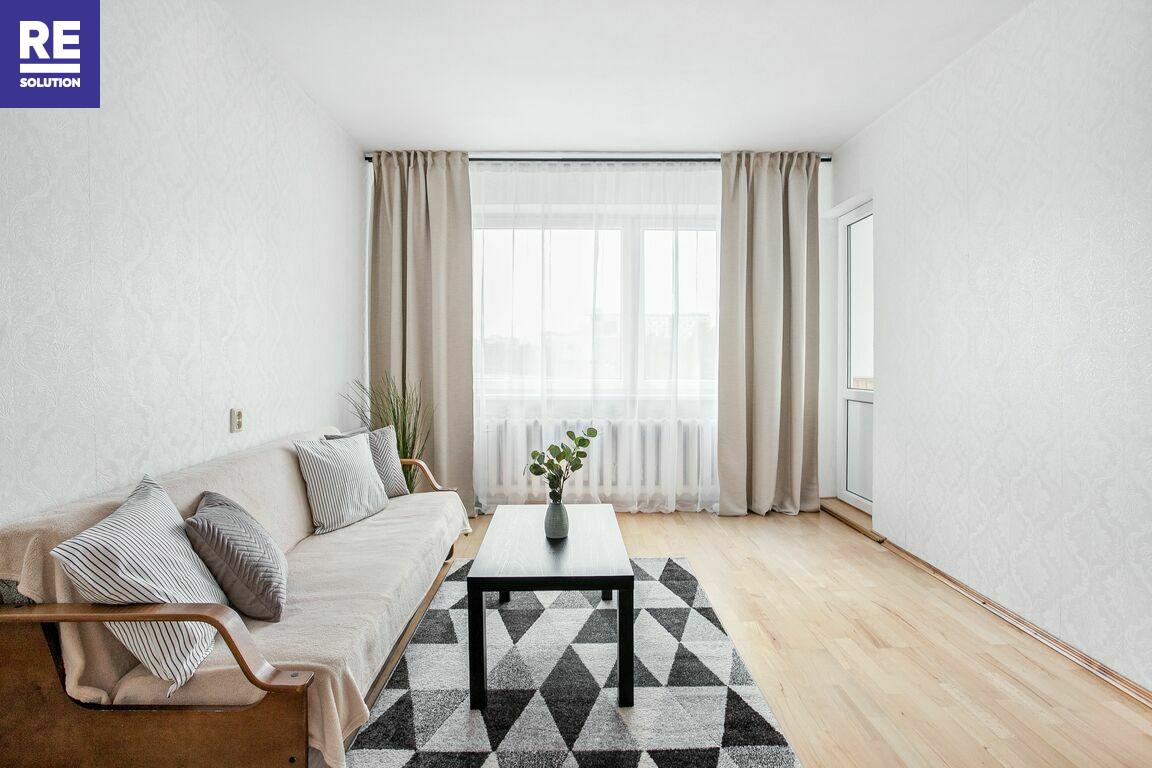 Parduodamas butas Salomėjos Nėries g., Fabijoniškėse, Vilniuje, 67.37 kv.m ploto nuotrauka nr. 2