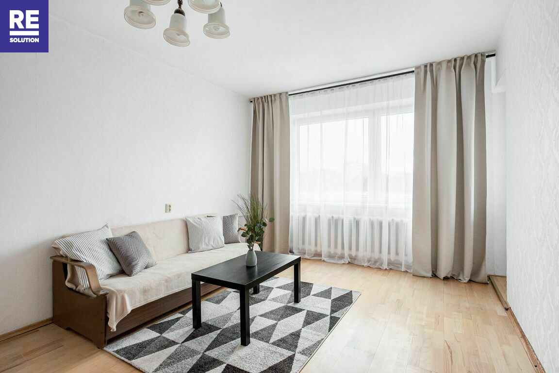 Parduodamas butas Salomėjos Nėries g., Fabijoniškėse, Vilniuje, 67.37 kv.m ploto nuotrauka nr. 4