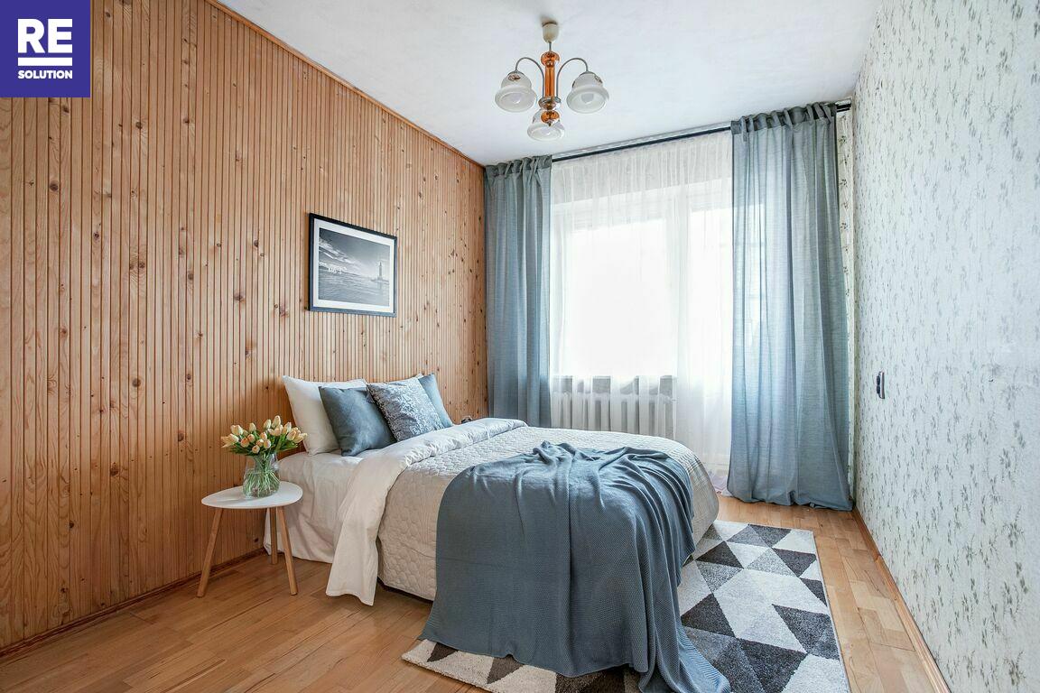 Parduodamas butas Salomėjos Nėries g., Fabijoniškėse, Vilniuje, 67.37 kv.m ploto nuotrauka nr. 6