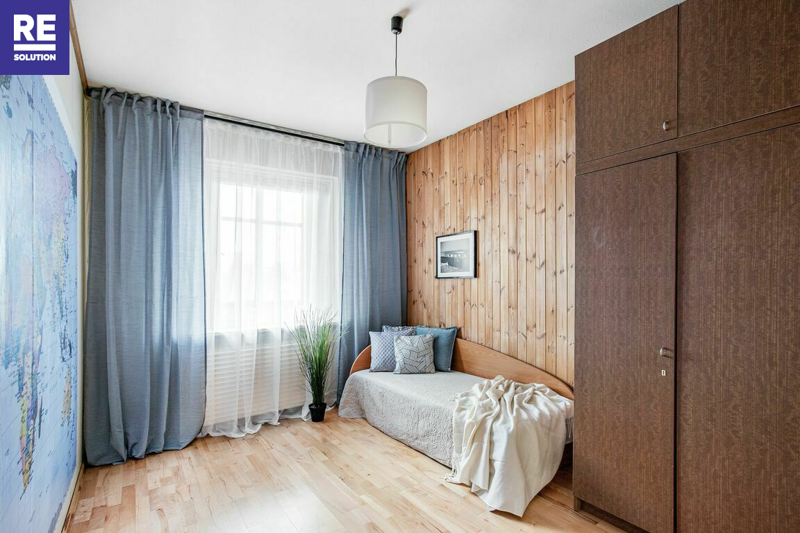 Parduodamas butas Salomėjos Nėries g., Fabijoniškėse, Vilniuje, 67.37 kv.m ploto nuotrauka nr. 16