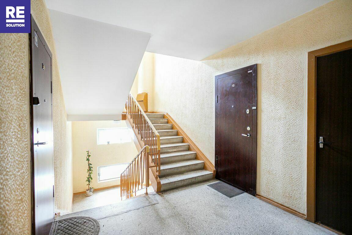 Parduodamas butas Salomėjos Nėries g., Fabijoniškėse, Vilniuje, 67.37 kv.m ploto nuotrauka nr. 20