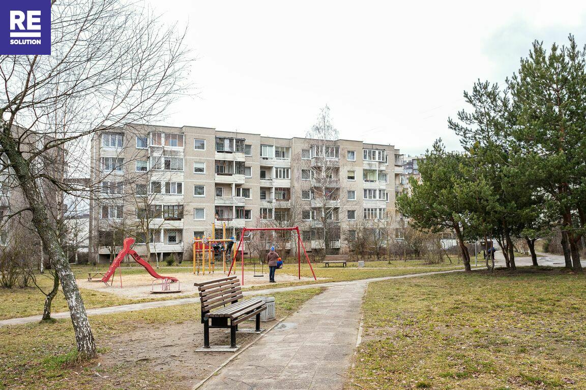 Parduodamas butas Salomėjos Nėries g., Fabijoniškėse, Vilniuje, 67.37 kv.m ploto nuotrauka nr. 21