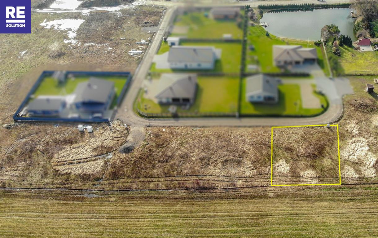 6,79 a. sklypas tik 7 km nuo miesto centro su leidimu statyti 190 kv.m gyv. namą nuotrauka nr. 2