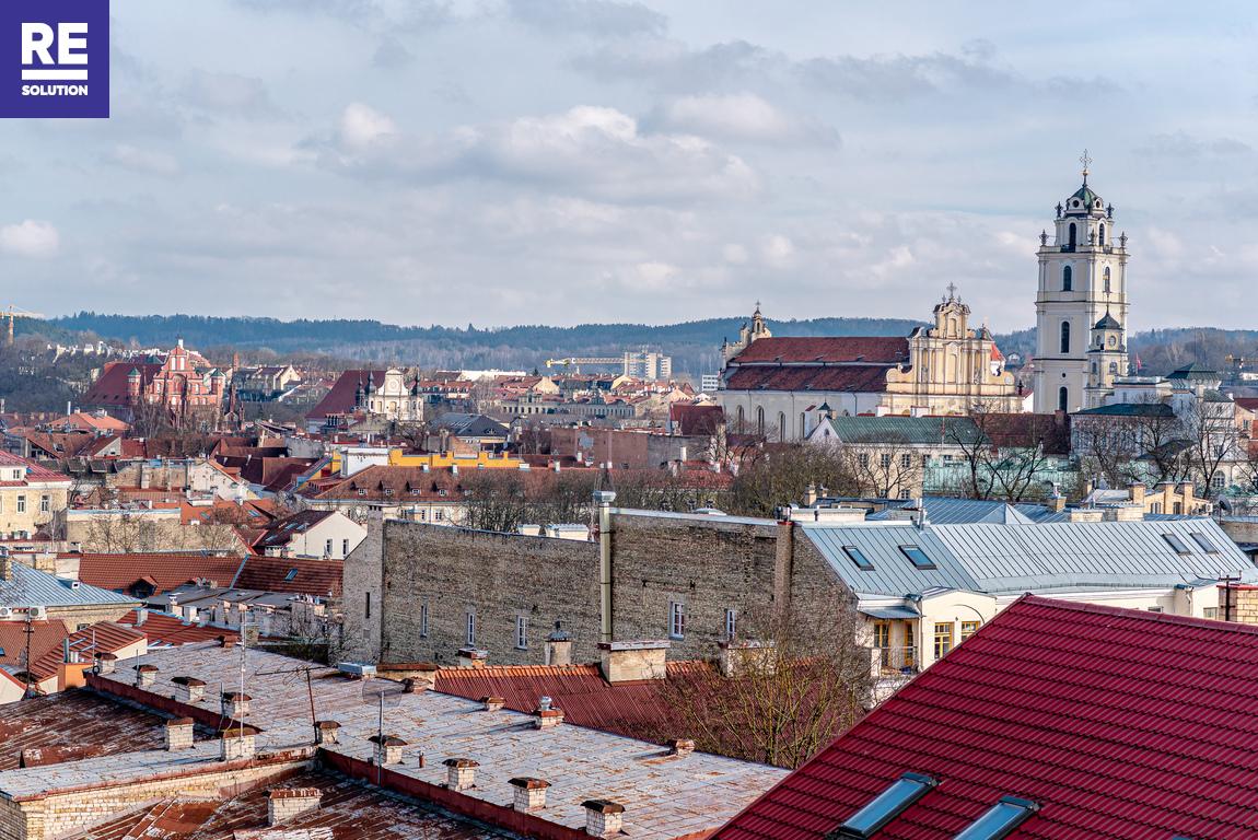 Parduodamas butas Labdarių g., Senamiestyje, Vilniuje, 157.9 kv.m ploto nuotrauka nr. 25