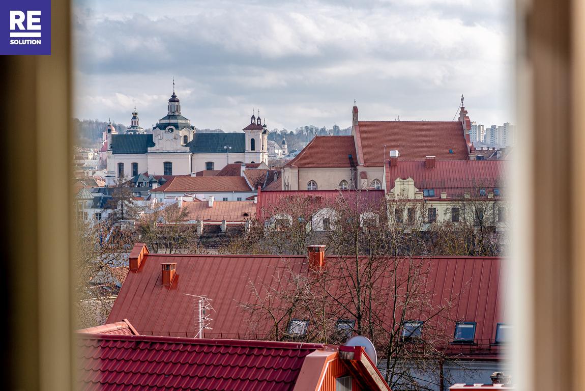 Parduodamas butas Labdarių g., Senamiestyje, Vilniuje, 157.9 kv.m ploto nuotrauka nr. 7