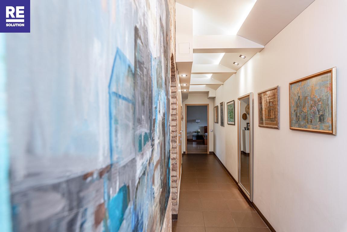 Parduodamas butas Labdarių g., Senamiestyje, Vilniuje, 157.9 kv.m ploto nuotrauka nr. 64