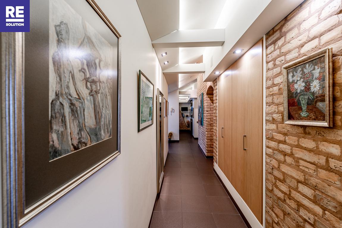 Parduodamas butas Labdarių g., Senamiestyje, Vilniuje, 157.9 kv.m ploto nuotrauka nr. 66