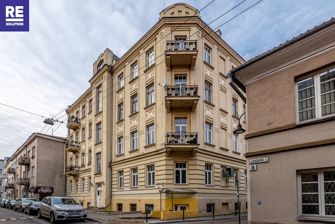 Parduodamas butas Labdarių g., Senamiestyje, Vilniuje, 157.9 kv.m ploto nuotrauka nr. 21