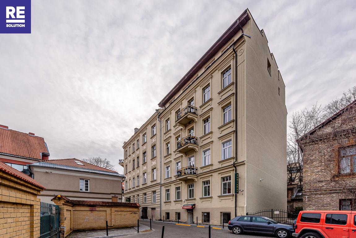 Parduodamas butas Labdarių g., Senamiestyje, Vilniuje, 157.9 kv.m ploto nuotrauka nr. 68