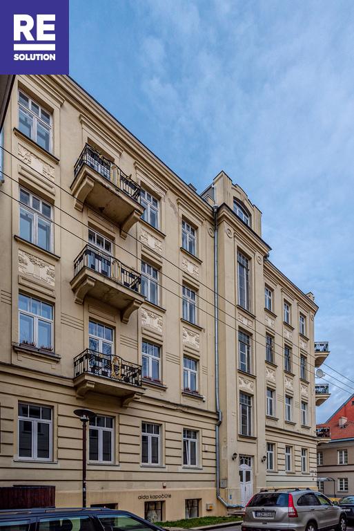 Parduodamas butas Labdarių g., Senamiestyje, Vilniuje, 157.9 kv.m ploto nuotrauka nr. 67