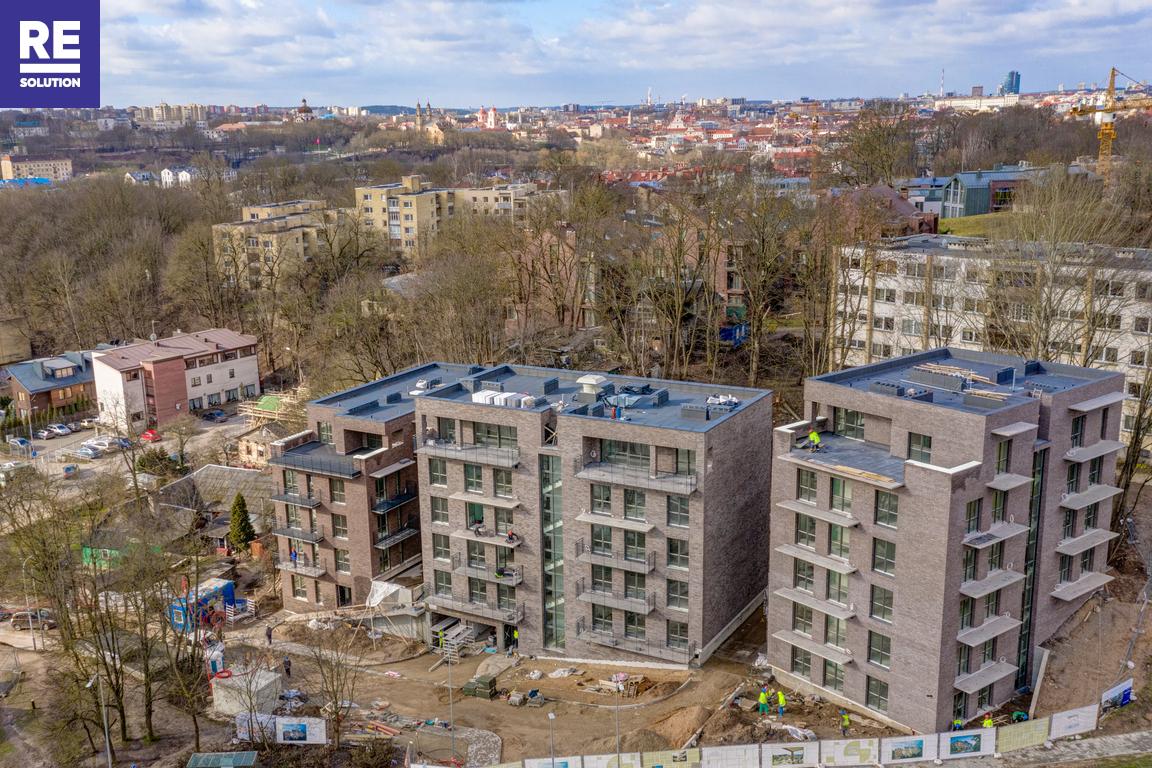 Parduodamas butas Olandų g., Vilniaus m.